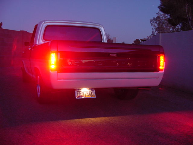 New Ford Truck >> 1967 FORD F100